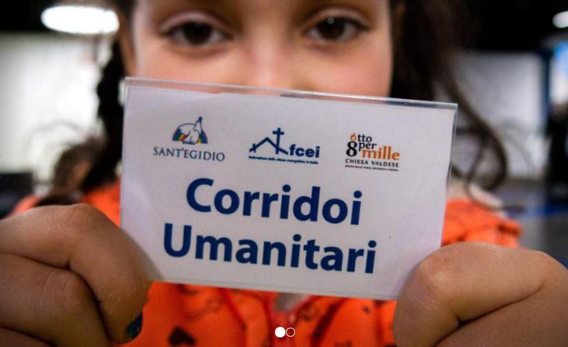 Les couloirs humanitaires, modèles pour l'Europe?