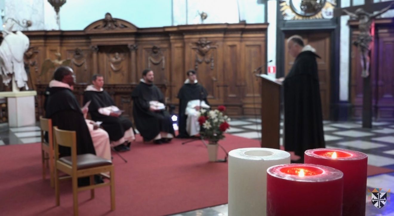 Vivre le mystère des jours Saints avec les Dominicains de Liège : Vendredi Saint