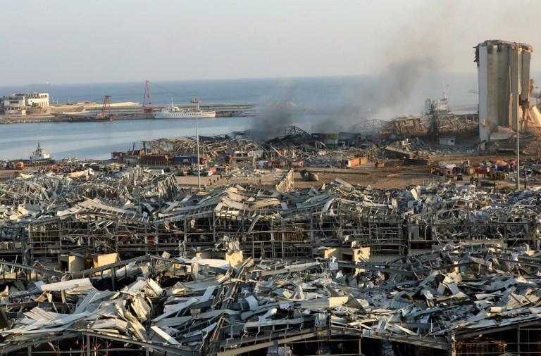 """Beyrouth: Appel à une aide internationale """"sans aucune considération politique"""""""