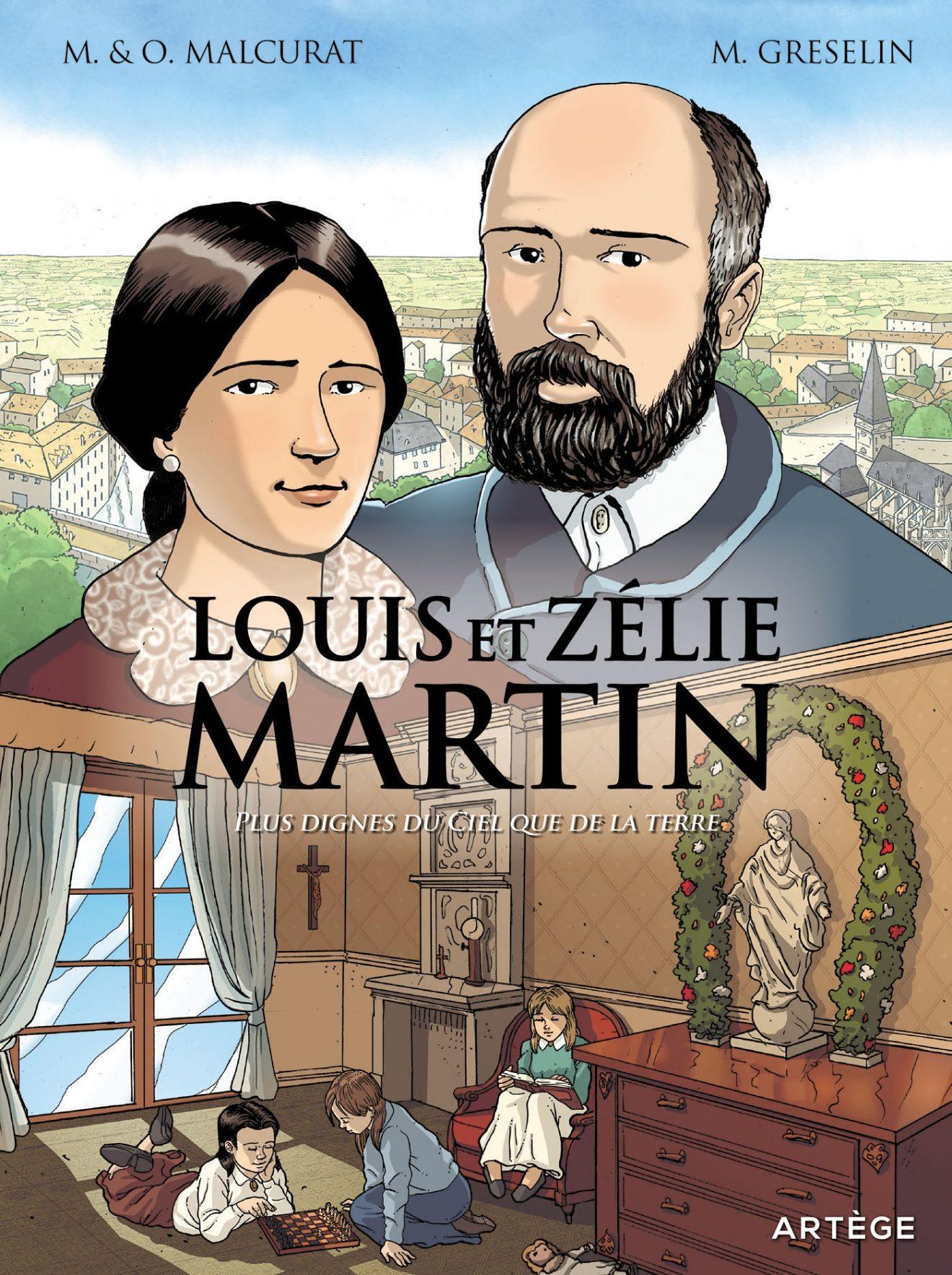 Mieux connaître Louis et Zélie Martin par l'image