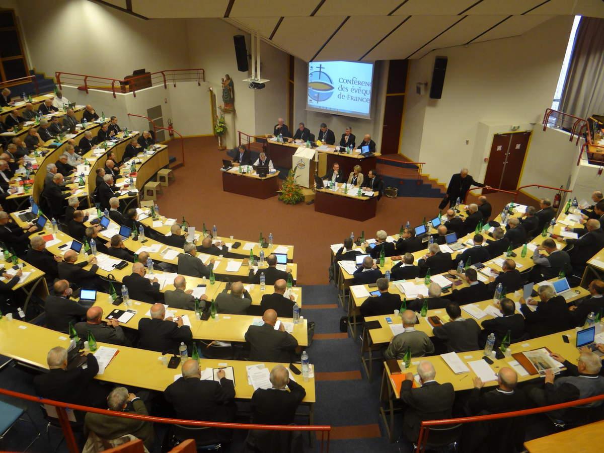 Bilan de l'assemblée plénière de la Conférence des évêques de France