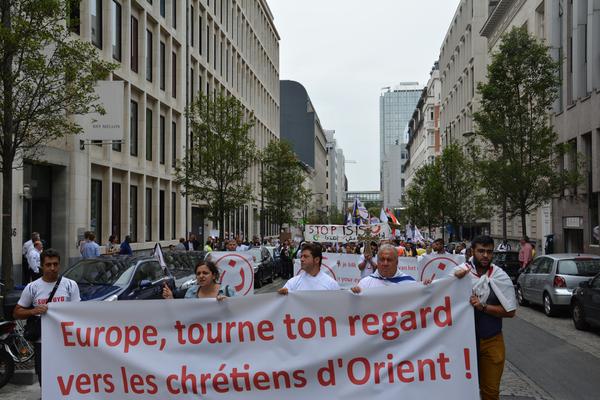 Chrétiens d'Orient, une nouvelle calamité: la faim