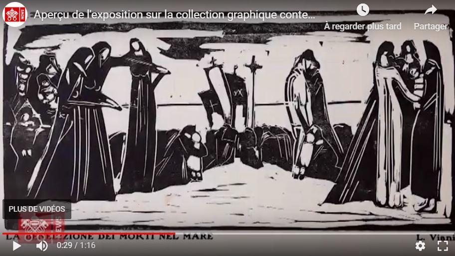 De l'art contemporain aux Musées du Vatican