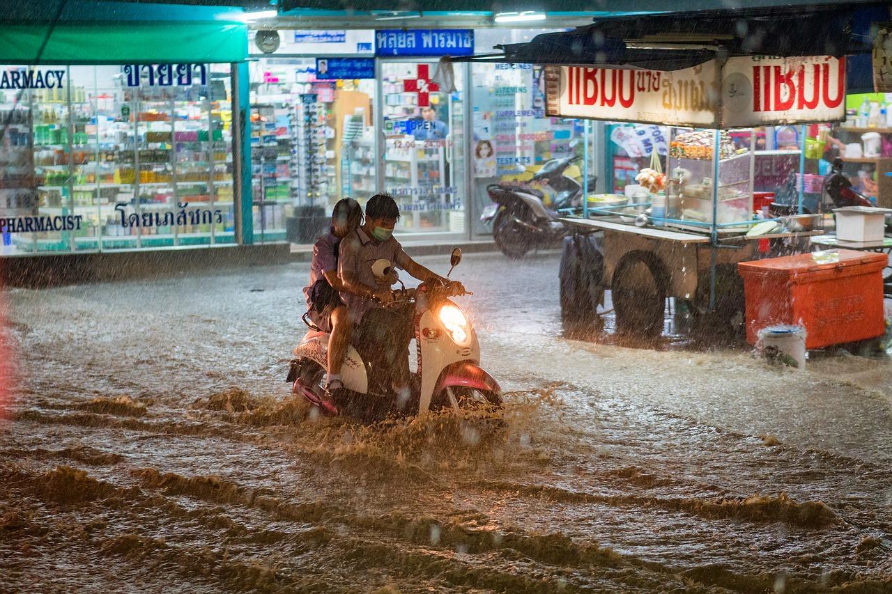 Un milliard de personnes menacées par le changement climatique