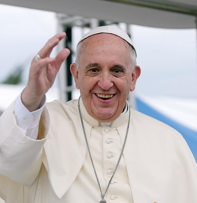 Le pape François est sorti de l'hôpital Gemelli