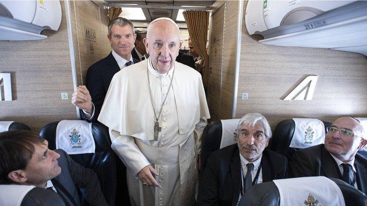 """Le voyage du pape François en Hongrie et en Slovaquie """"sera un voyage spirituel"""""""