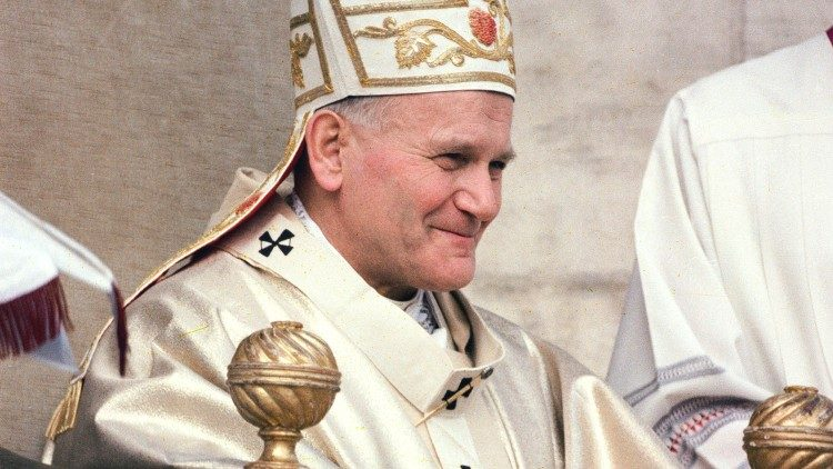 Saint Jean-Paul II : héritage et mémoire