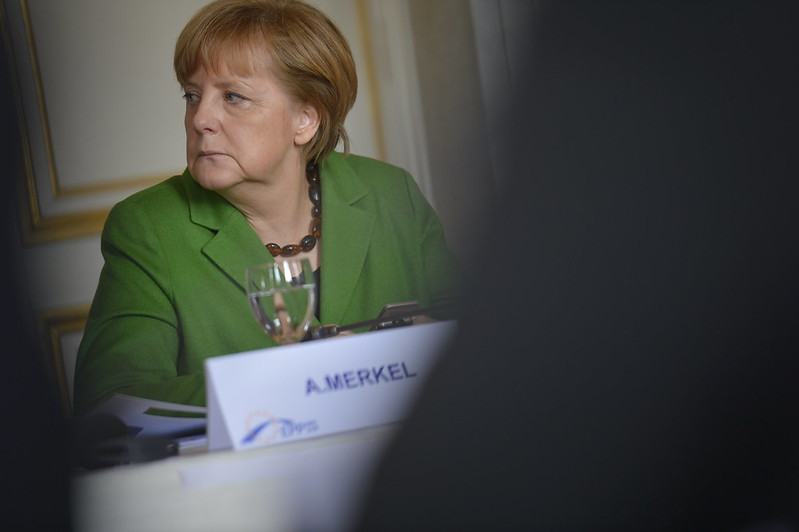 Les abus sexuels au cœur des échanges entre le pape et Angela Merkel